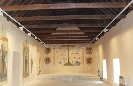 Convento-santa-clara-Sevilla-Instalaciones