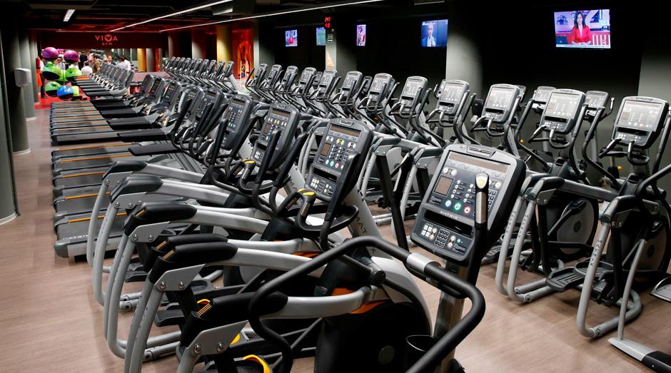 Meld tecnia centro deportivo viva gym m laga - Gimnasio espana industrial ...