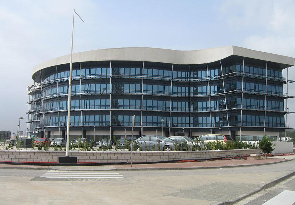 Edificio Administrativo Azabache