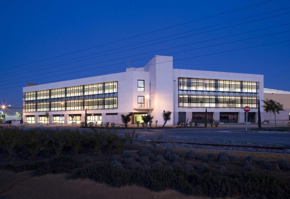 Edificio Administrativo ZAL
