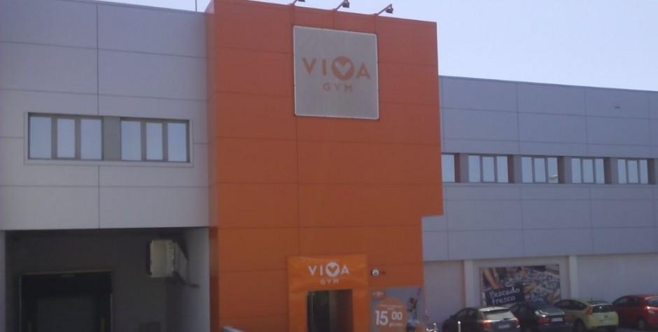 Centro deportivo Viva Gym Almería