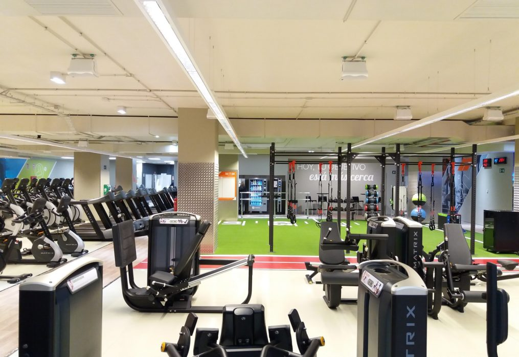 Centro deportivo Viva Gym Salamanca