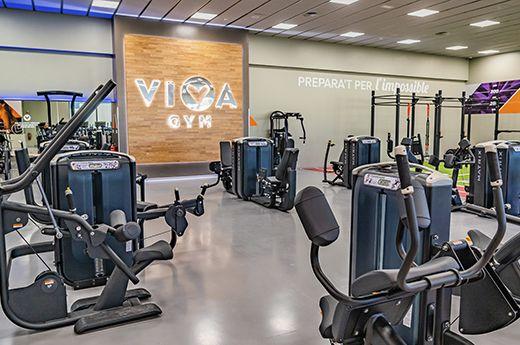 Centro deportivo Viva Gym Sant Feliú