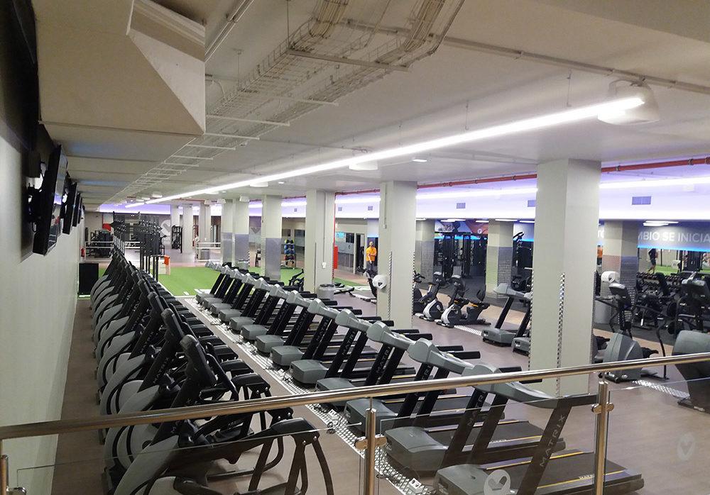 Centro deportivo Viva Gym Gran Vía