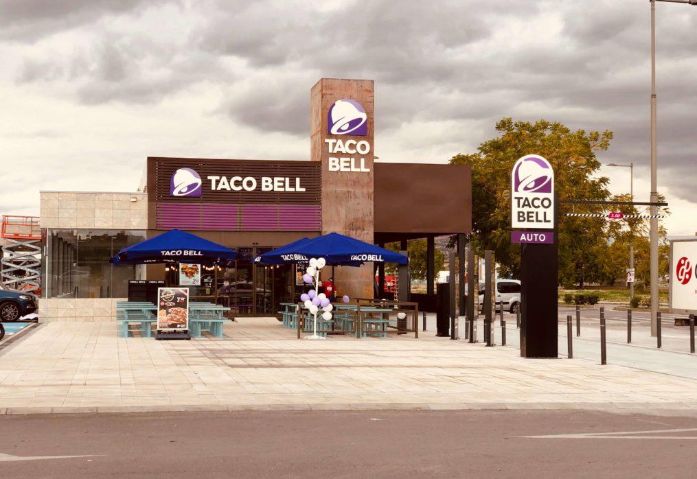 Restaurante Taco Bell Pulianas