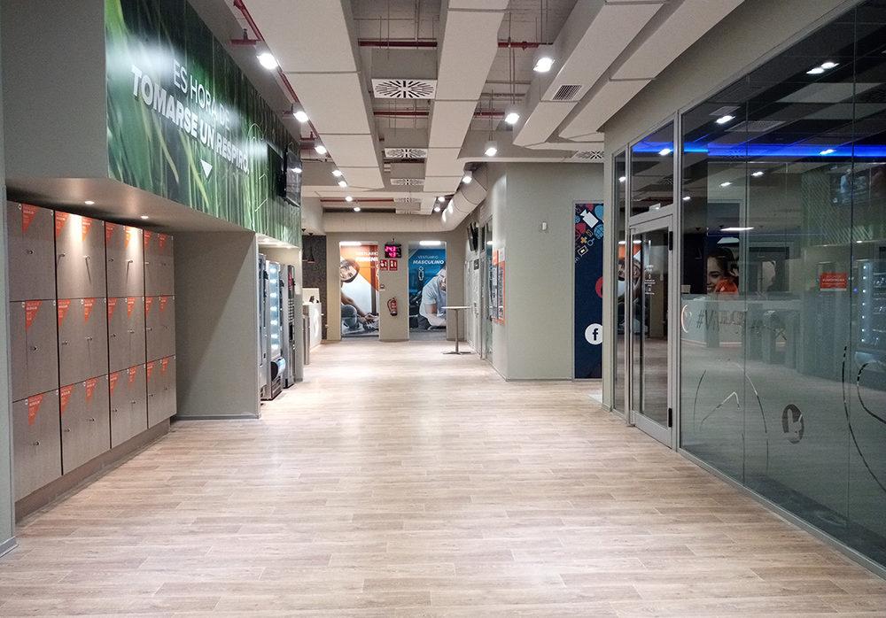 Centro deportivo Viva Gym Adequa