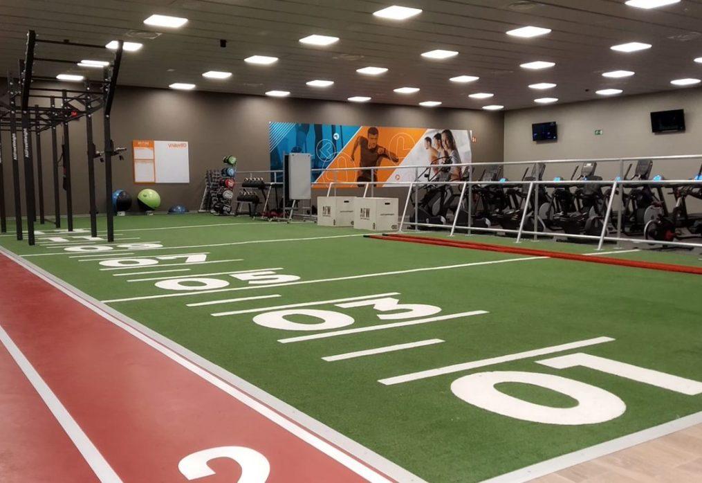 Centro deportivo Viva Gym Artea