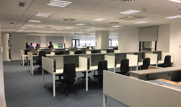 Call Center Arvato Zaragoza
