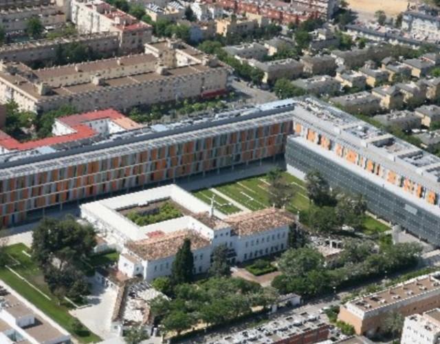 Edificio Administrativo Avenida de Grecia