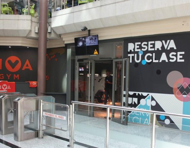 Centro deportivo Viva Gym Málaga