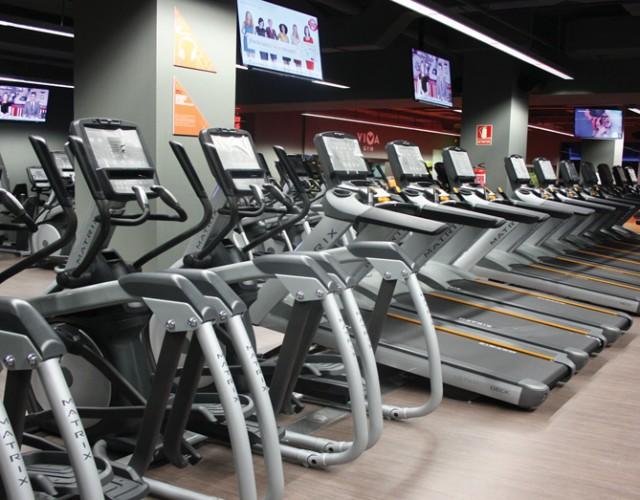 Centro deportivo Viva Gym Los Remedios