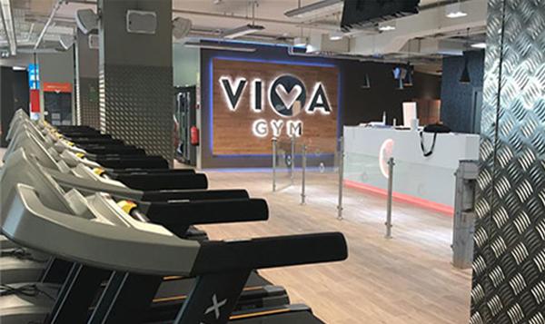 Centro deportivo Viva Gym Córdoba