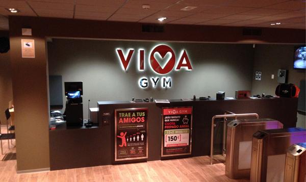 Centro deportivo Viva Gym Fuenlabrada