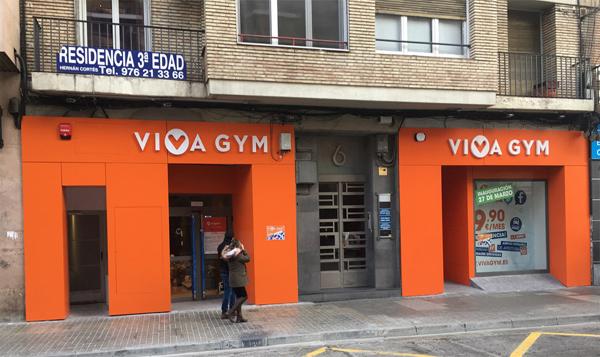 Centro deportivo Viva Gym Hernán Cortés