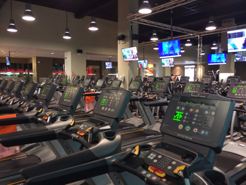 Centro deportivo Viva Gym Mostoles